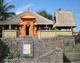 Bali Asli entrance