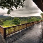 Towards Mt. Agung