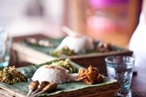 Bali Asli Lunch