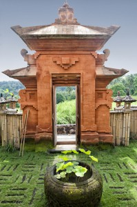 Bali Asli Restaurant Entrance