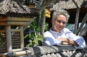 Penny at Bali Asli