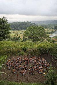 Ceremony at Bali Asli