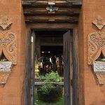 Bali Asli front gate