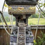 Temple at Bali Asli