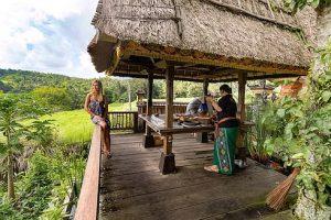 Lumbung at Bali Asli