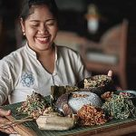 Bali Asli waitress